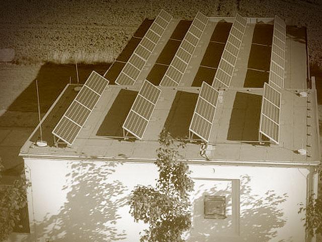 BrautmodeOutlet Bautzen Outlet Brautmode Historie 2010 Photovoltaik Anlage