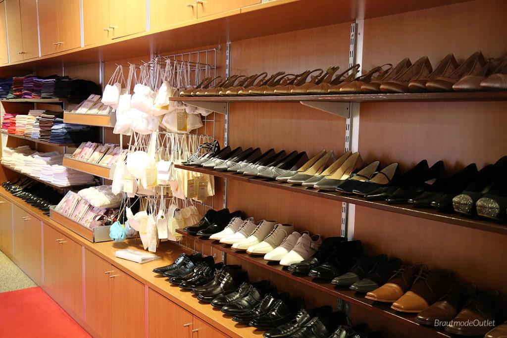 BrautmodeOutlet Bautzen Outlet Brautmode Abendmode Accessoire Schuhe Taschen