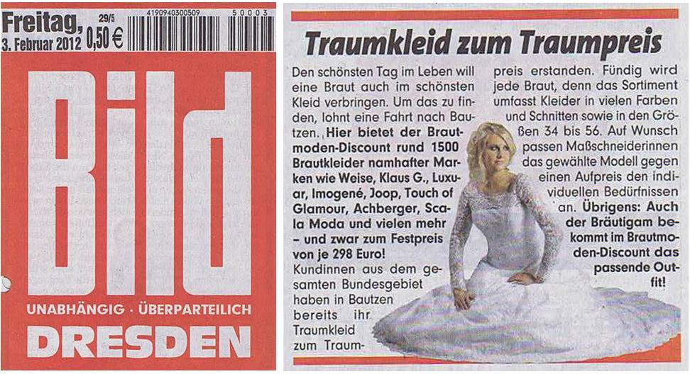 BrautmodeOutlet Bautzen