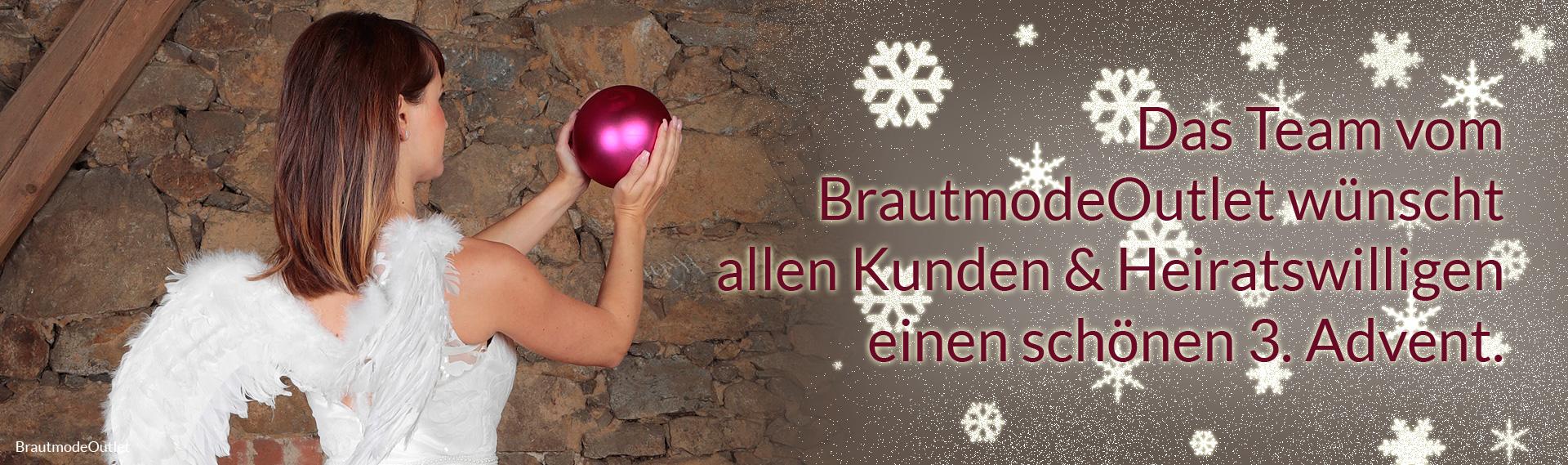 Brautmode Outlet Bautzen Engel 3. Advent