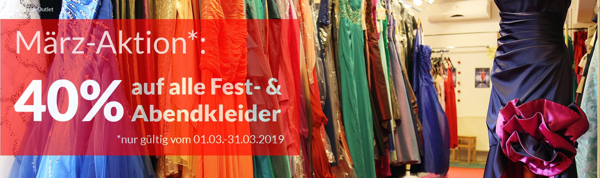 BrautmodeOutlet Bautzen Brautkleider Outlet Abendkleider Aktion März