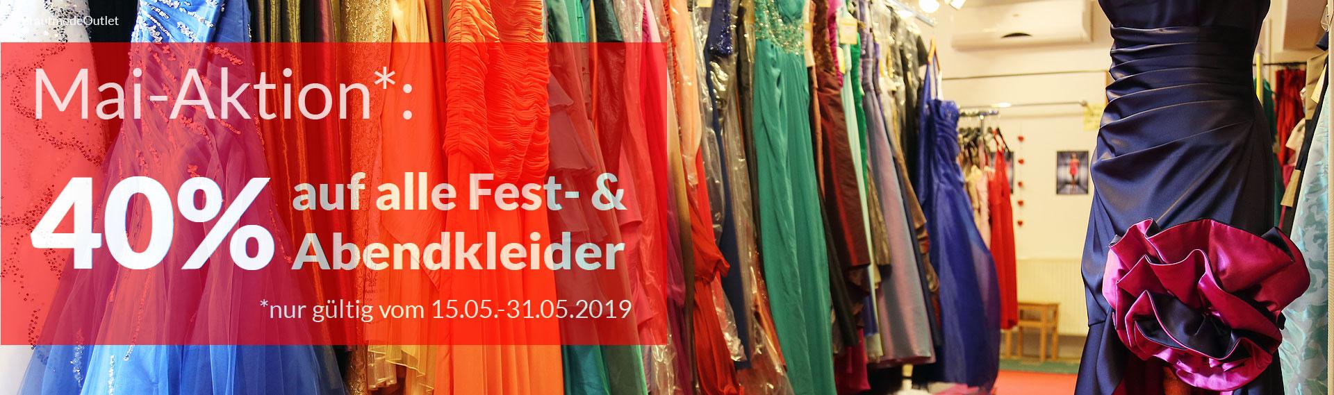 Brautmode Outlet Bautzen Aktion Mai Abendmode Abendkleider